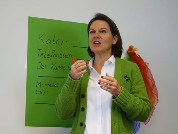 Gehirnjogging Gedächtnistrainerin Ruth - Mödling