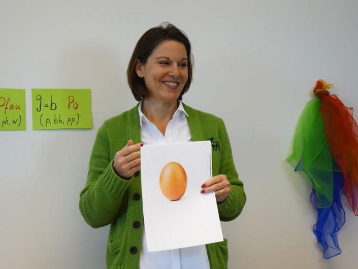Gehirntraining mit Gedächtnistrainerin Ruth Pedrazzoli