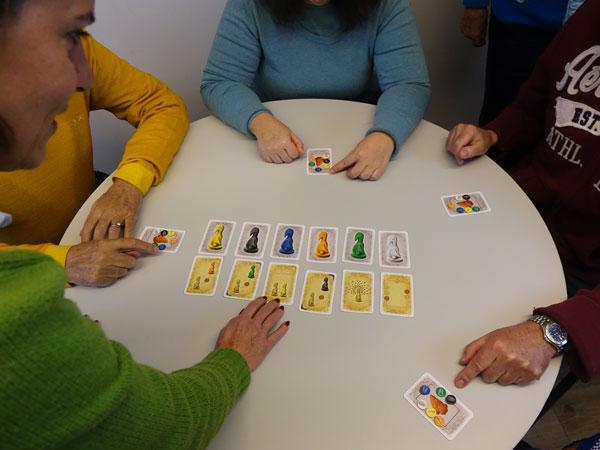 Spiele für besseres Gedächtnis